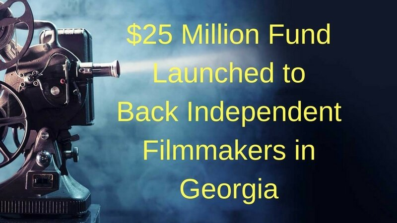 $25 Million Fund Launched to Back Independant Filmmakers in Georgia (1)