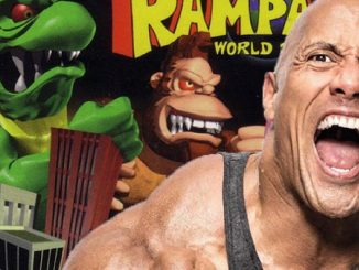 Dwayne The Rock Johnson's Rampage FilmHubATL