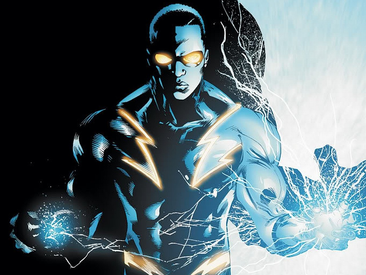 Black Lightning Comic Book