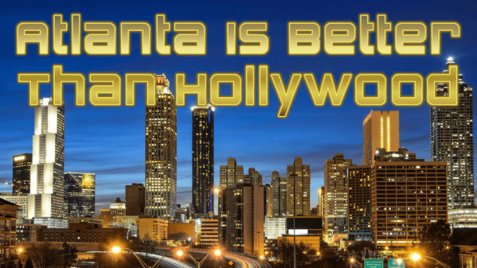 Atlanta Hollywood of the South FilmHubATL