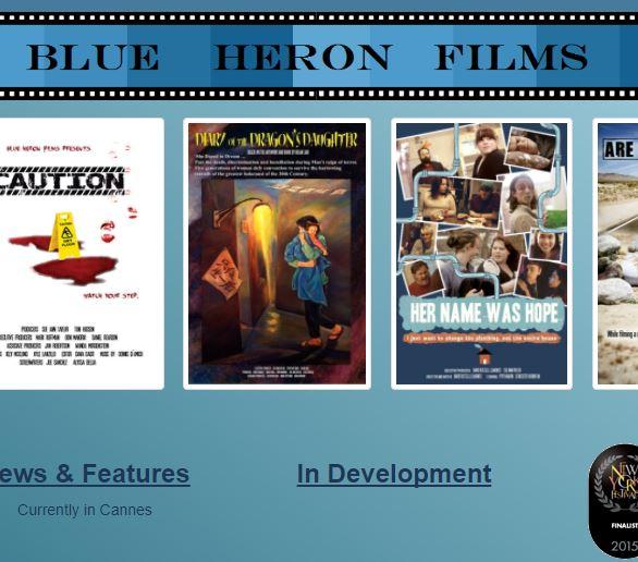 Blue Heron Film