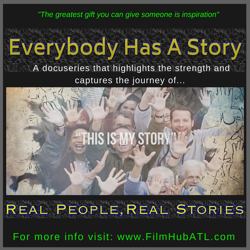 Casting Call for Everybody Has a Story