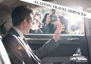 Aladdin Travel Services, Ltd. – Film + TV Production + Corporate