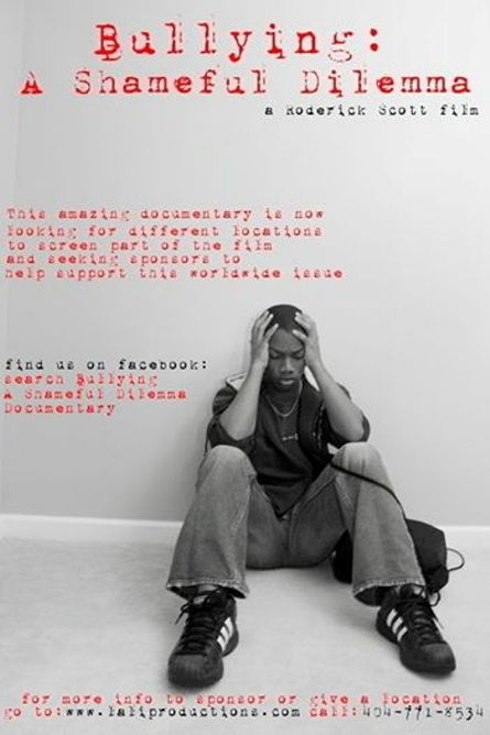 Bullying: A Shameful Dilemma