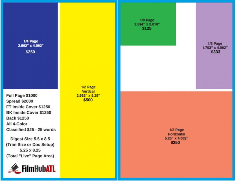 FilmHubATL Media Kit