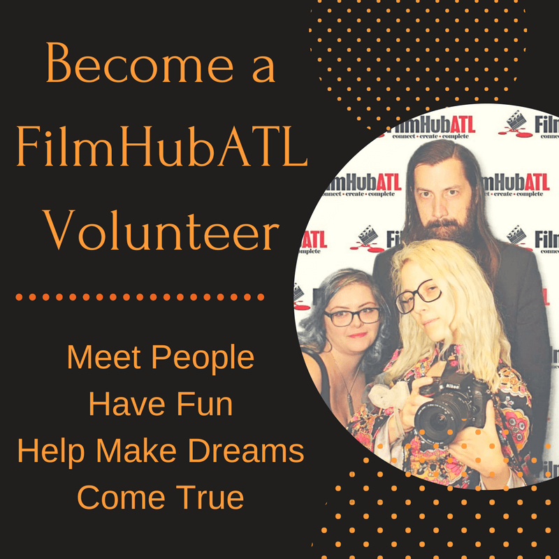 FilmHubATL Volunteer