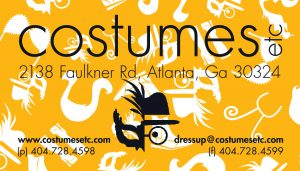 Costumes Etc...