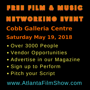 Film and Music Networking Event at Cobb Galleria Centre