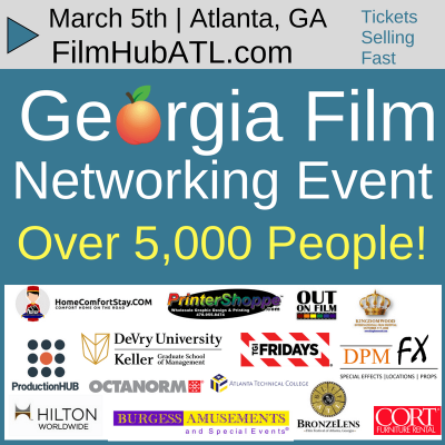 Film Networking Event Georgia International Convention Center