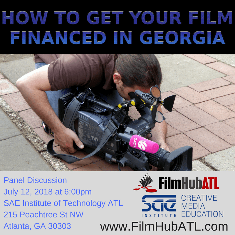 Film Financing Panel Discussion by FilmHub