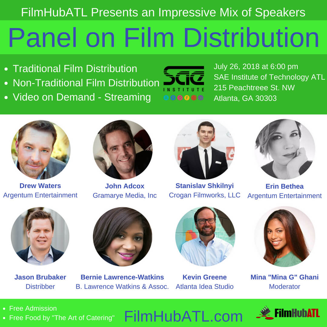 Film Distribution Panel by FilmHubATL