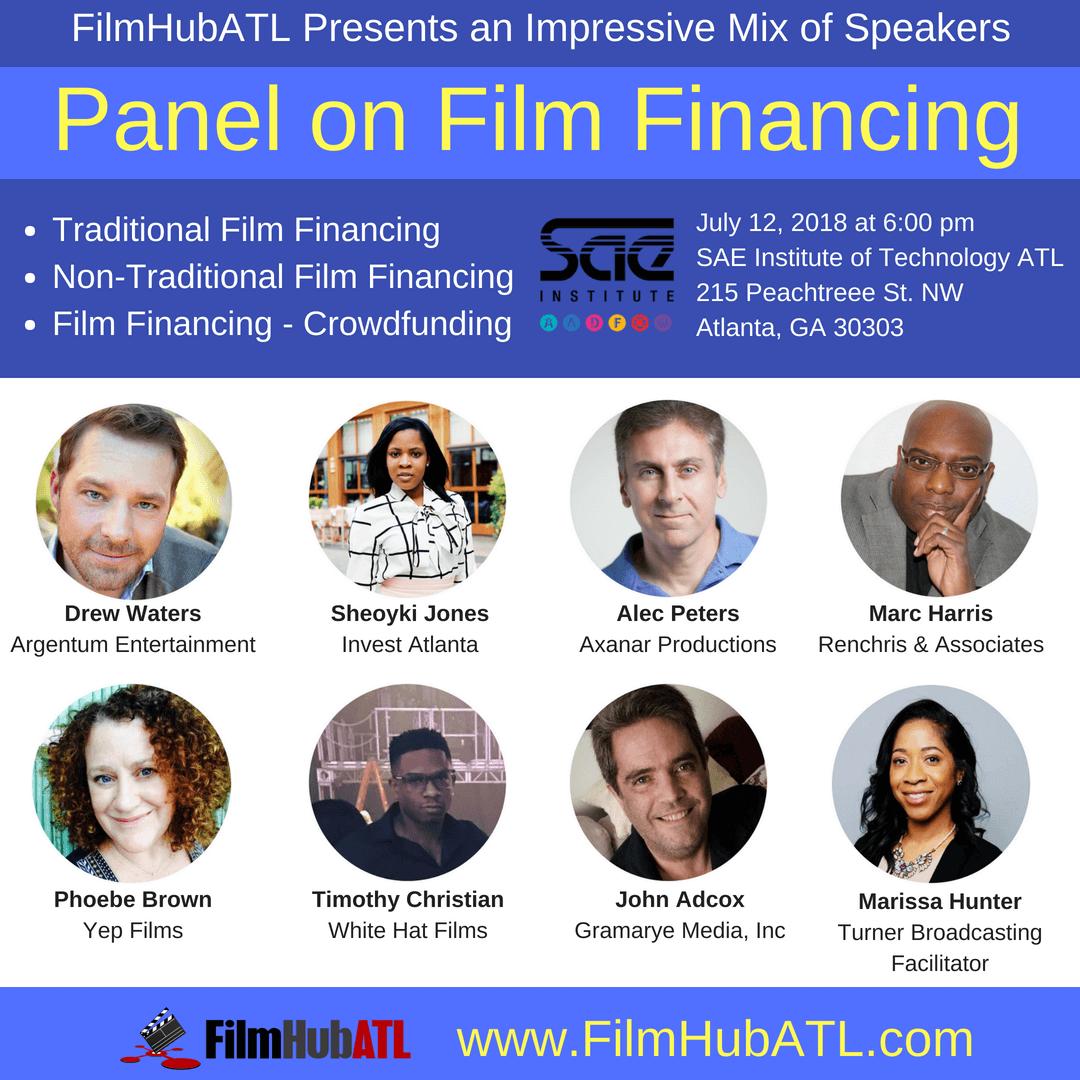 Panel on Film Financing
