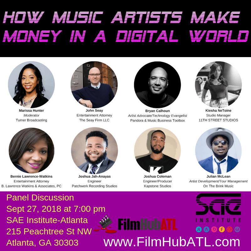 How Music Artist Make Money