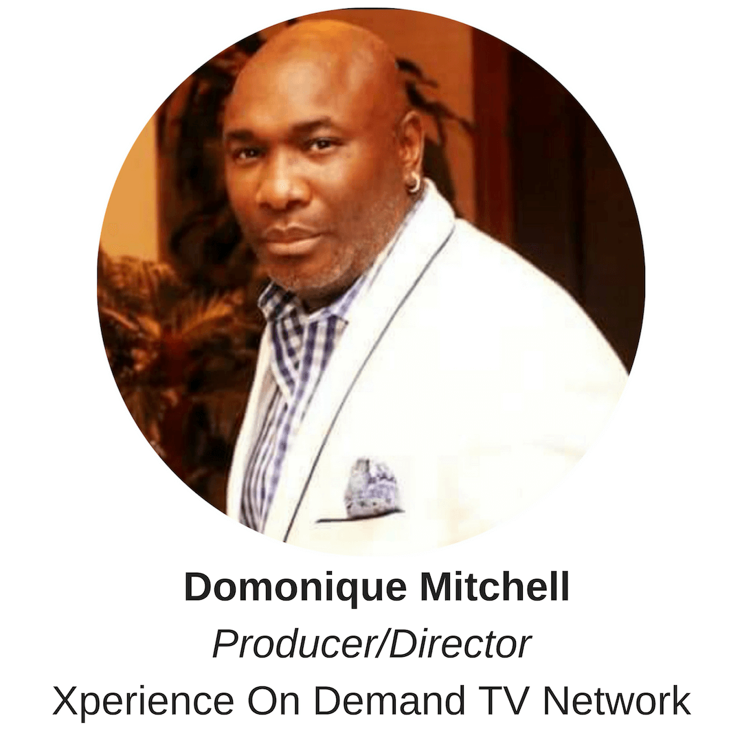 Domonique Mitchell FilmHubATL