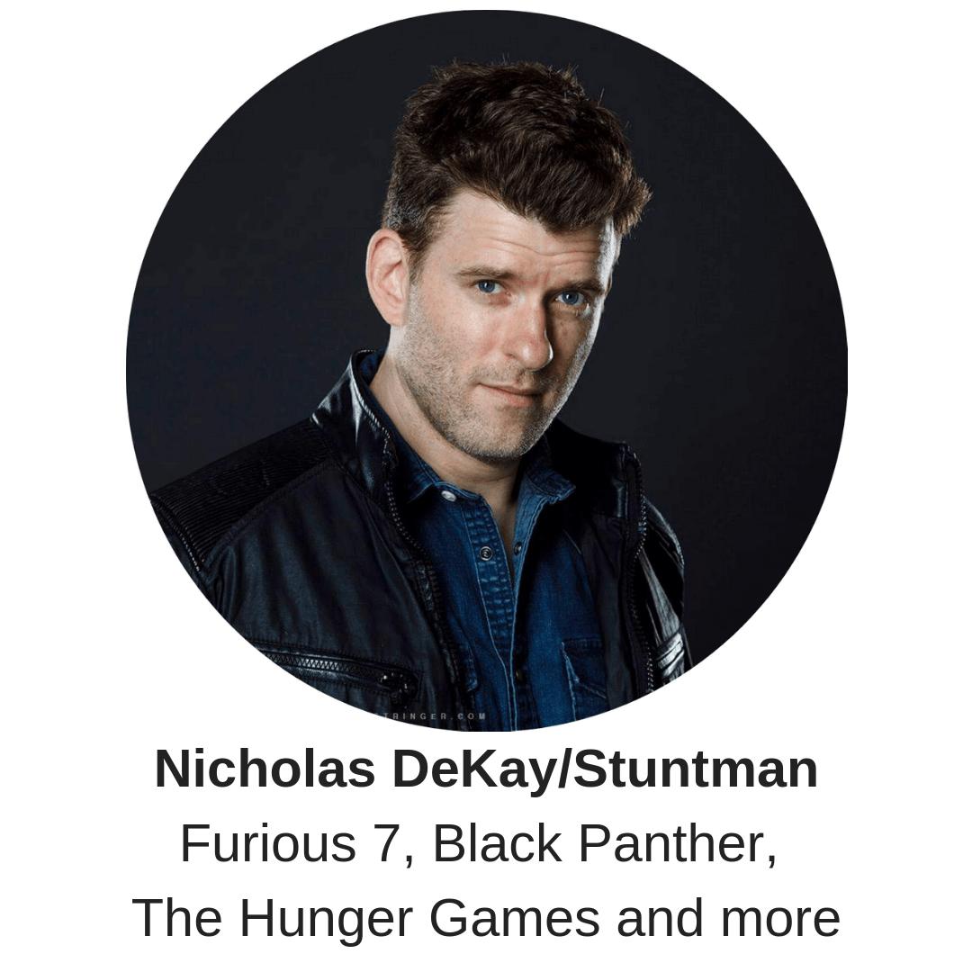 Nicholas DeKay Low Budget Films
