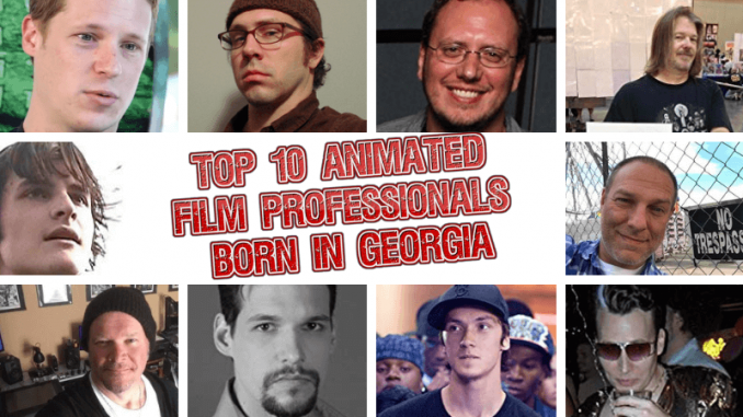 Animated Film Professionals in Georgia