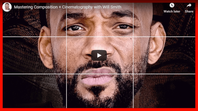 Mastering Composition Cinematography with Will Smith